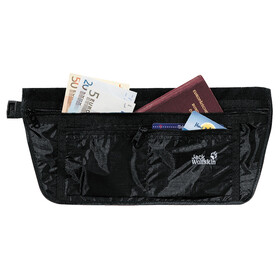 Jack Wolfskin Document Wallet De Luxe black